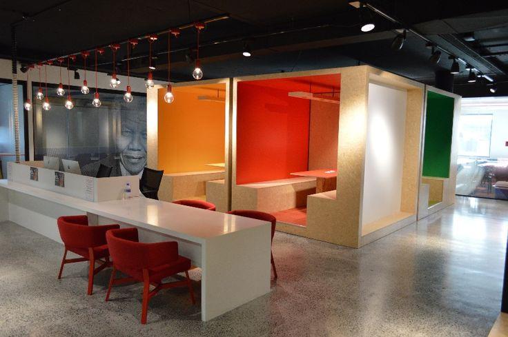 Talent 100 Hurstville designed by award winning customer experience agency e2 #e2studio