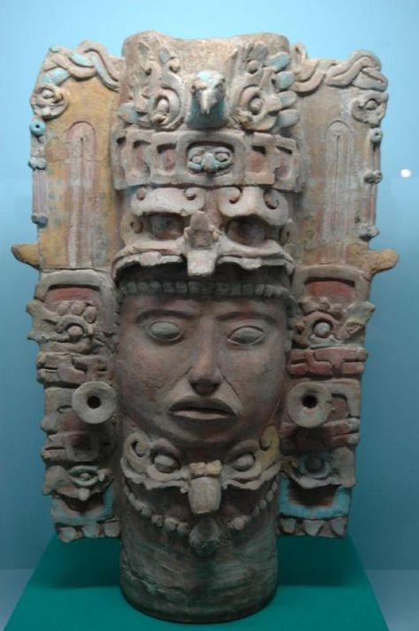 Learn All about Maya Civilization with This Detailed Guide: Maya Ceramic Sculpture, Museum at Tuxtla Gutiérrez, Mexico