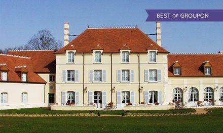 Limousin : 1 ou 2 nuits avec petits déjeuners et dîner en option au Domaine de l'Orangerie pour 2 personnes