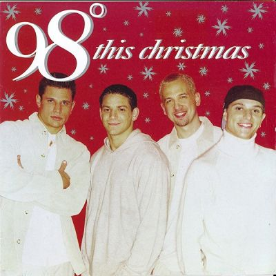 the gift by 98 degrees best christmas pop songs and holiday albums from - Best Christmas Pop Songs