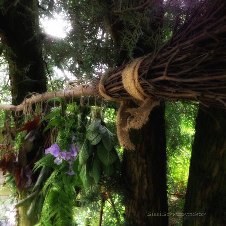 Wiccan Herb Garden – Jerusalem House