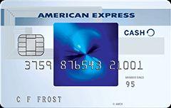 American Express Blue  Credit Card
