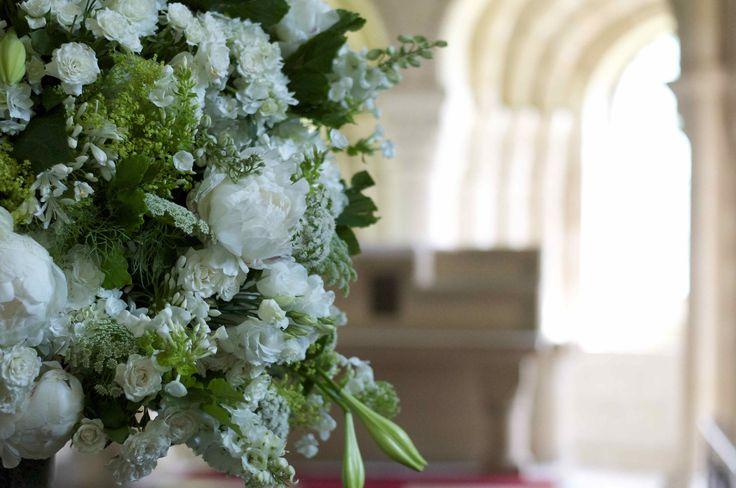 Mariage fleur église Maudphoto.com