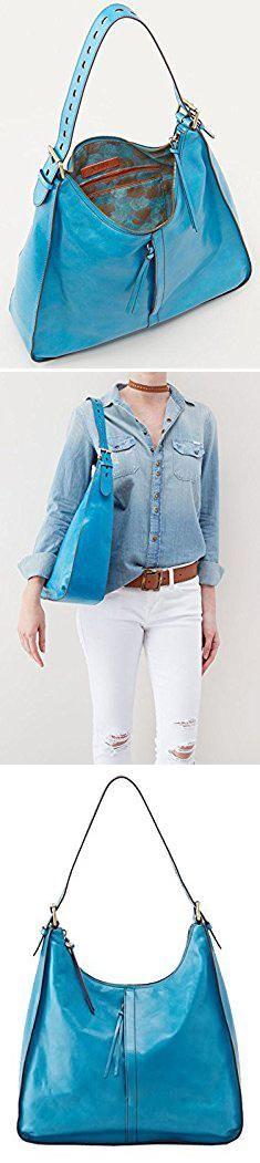 Tano Bags. Hobo Women's Leather Marley Shoulder Bag (Capri).  #tano #bags #tanobags
