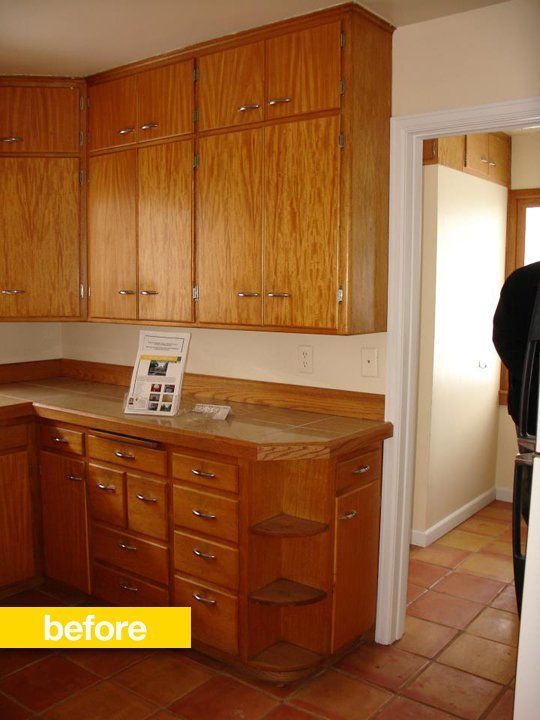 Kitchen Before Amp After A Cookbook Author Transforms His
