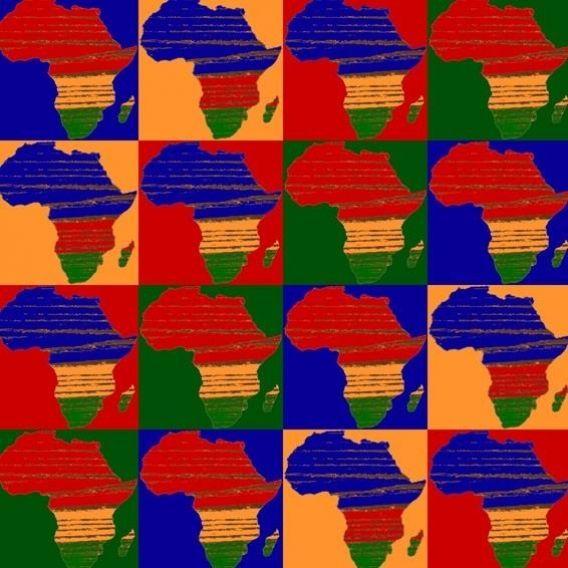 Diversity United Red | Online Fabric Store | Cotton, Linen, Lycra, Bamboo, Linen…