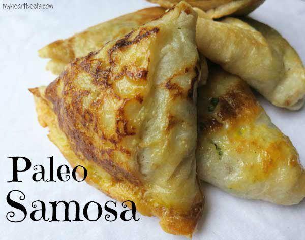 Paleo Samosa - My Heart Beets