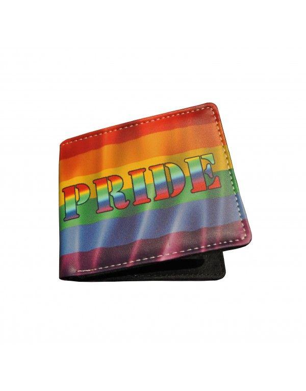 Pride Bi-fold Wallet