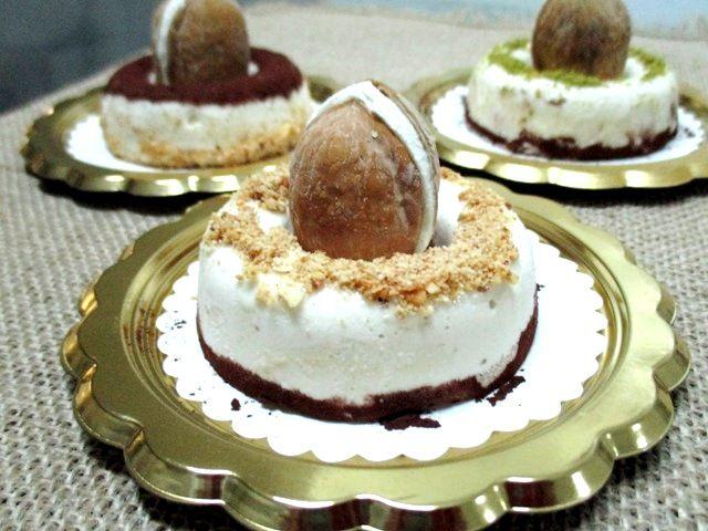 Dessert Noce 01- Walnut -Ice Cream -1686