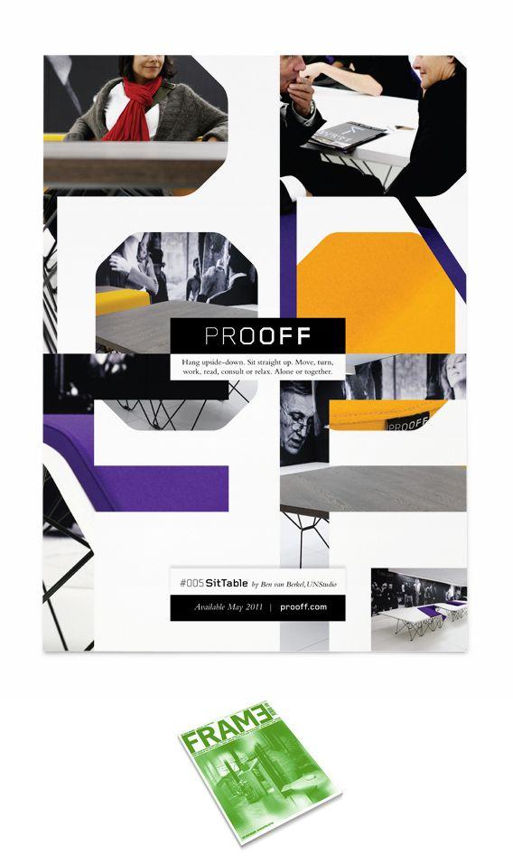 Prooff - Advertising + digital banner