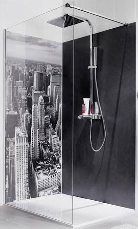 Les 10 meilleures images du tableau masqu 39 carrelage et mur sur pinterest salle de bains - Panneaux d habillage pour renover sa salle de bains ...