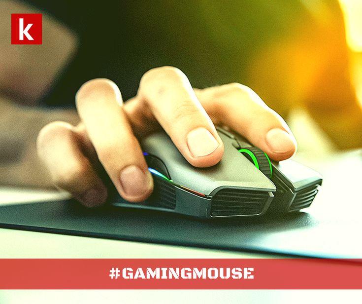Expert Gaming Mouse Only at Kliknklik.com  #gaming #razer #rexus #steelseries #rog #alienware #msi