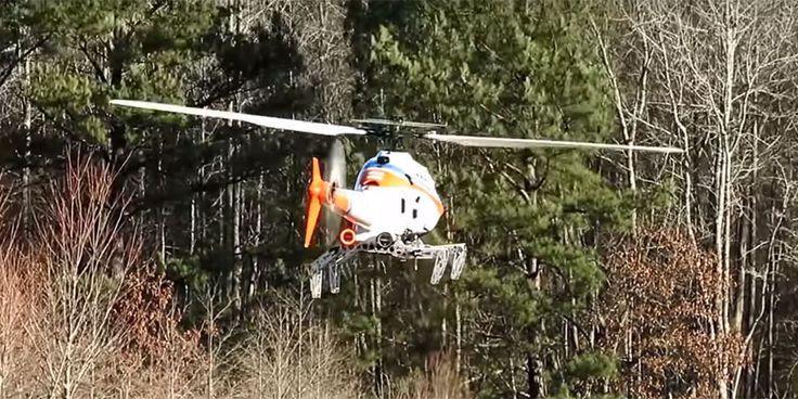 La DARPA a trouvé une solution aux atterrissages d'hélicoptères en terrains accidentés et a présenté le 10 septembre son train d'atterrissage robotique adaptatif. Le système est composé de 4 pattes robotisées capables de soutenir l'hélicoptère et se positionnant automatiquement à des hauteurs différentes selon le terrain. Ce système d'atterrissage inspiré des insectes pourrait permettre aux …
