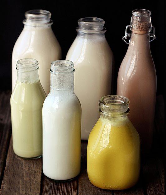 Рецепт Веганское ореховое молоко