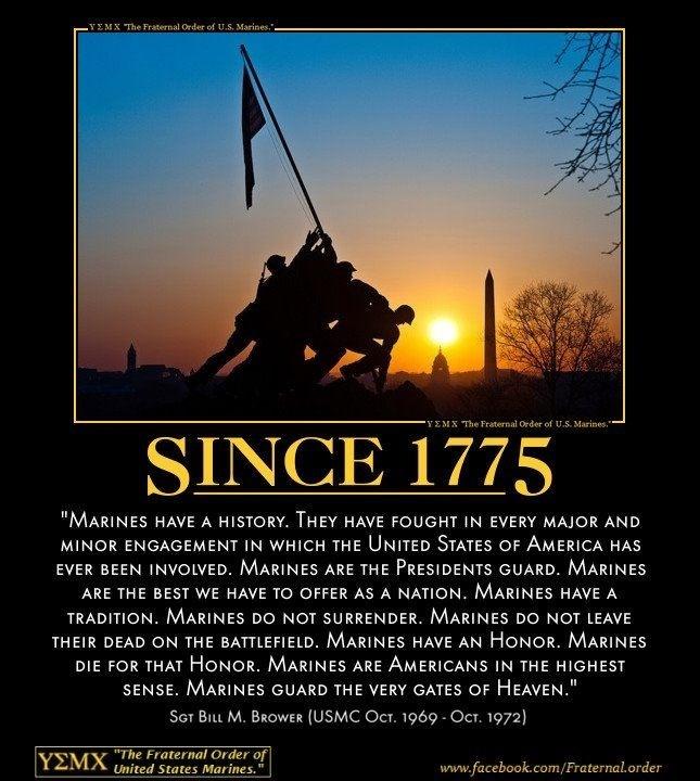 Marine Corps Quotes Glamorous 147 Best United States Marine Corps Images On Pinterest  Marine