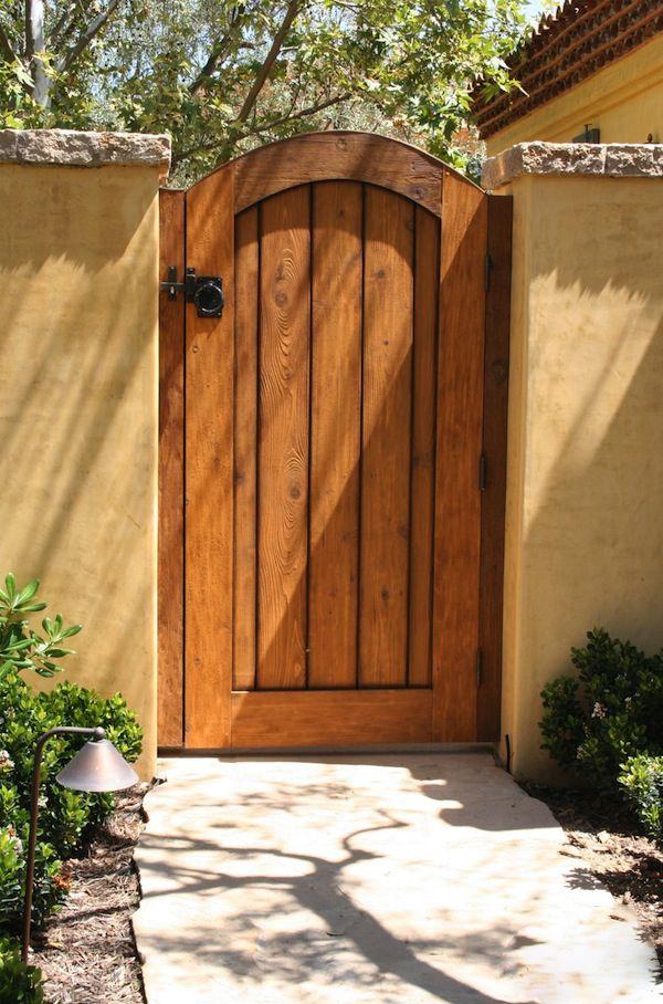 C Crest Doors » Pedestrian Gates