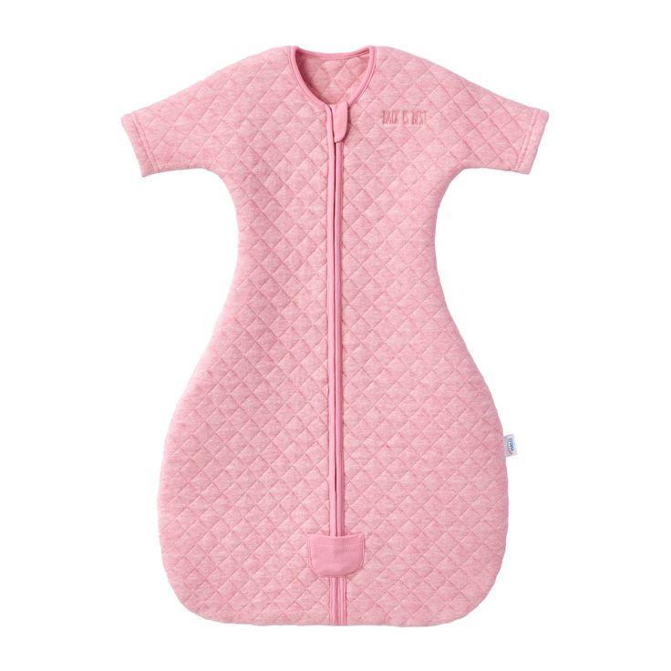 Baby girl halo sleepsack easy transition swaddle