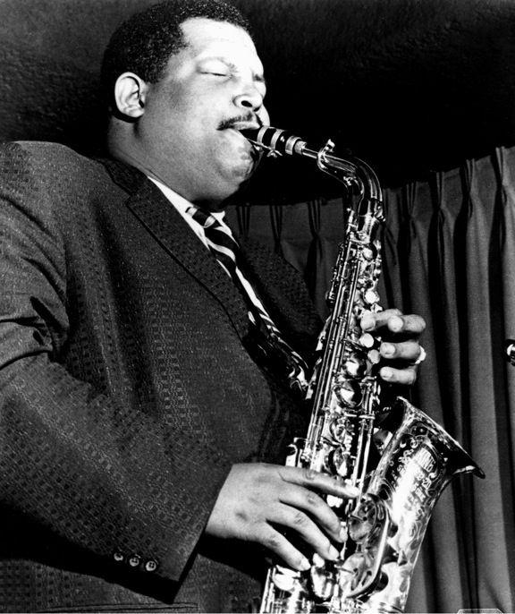 Cannonball Adderley - my favorite alto sax Jazz artist