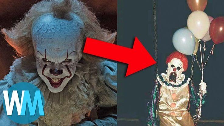 Top 10 Scariest Clown Sightings