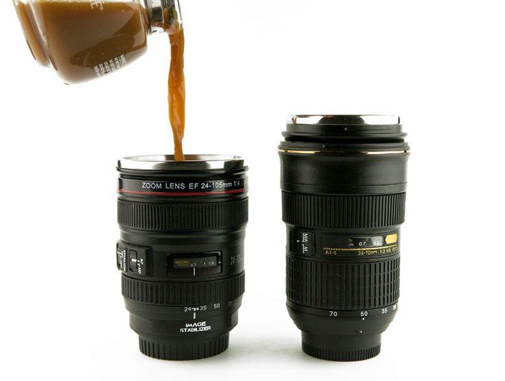 Nikon 24-70mm Lens Coffee Mug