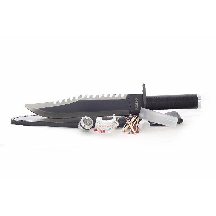Нож для выживания Рэмбо НК5703 - купить в интернет магазине