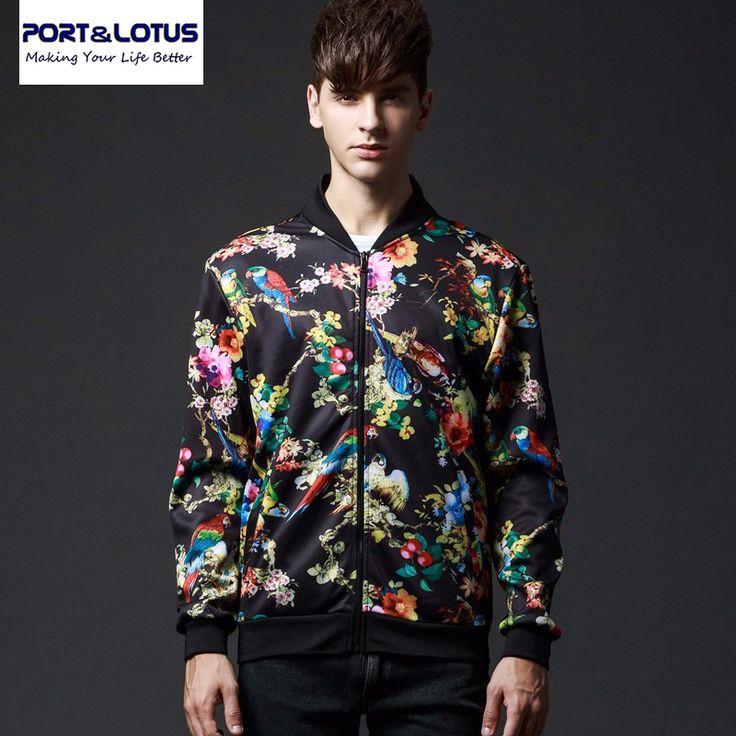 Port&Lotus Men Hoodies Brand New Arriving Fashion Long Sleeve Printed Casual 043 Mens Clothing wholesale #Affiliate
