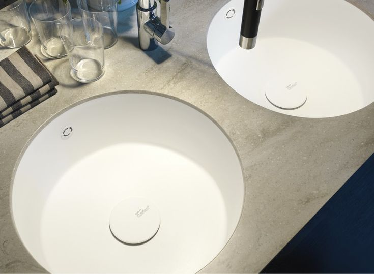 Dupont Corian Ready Made Kitchen Sinks Q101215 2.