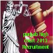 HC Panjab Recruitment 2013 Notification 2013 | www.highcourtchd.gov.in | Best Students Portal