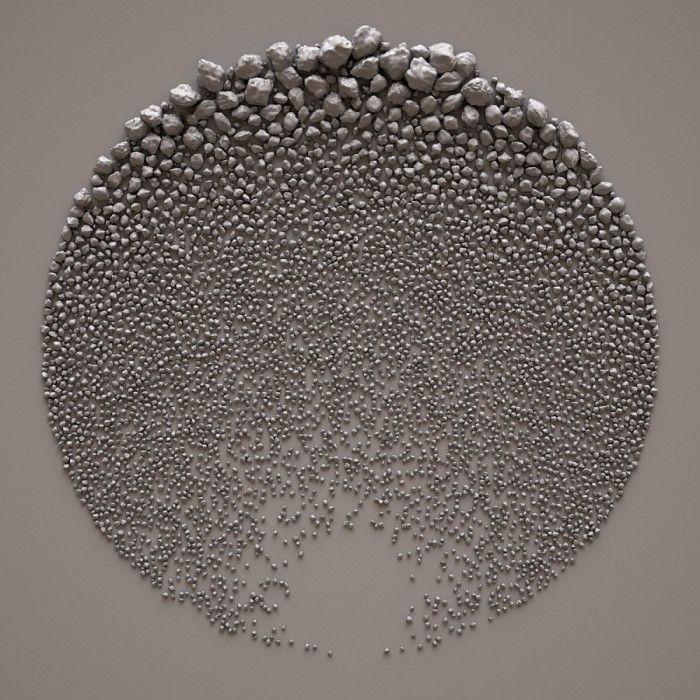 Novastructura   In a Quantum Superposition between Art & Science inspiration