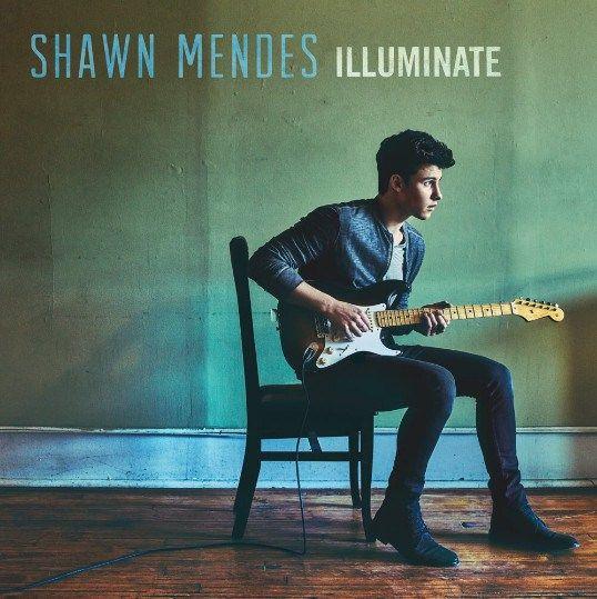 """Shawn Mendes anuncia novo álbum, """"Illuminate"""" #Cantor, #Disco, #Disponível…"""