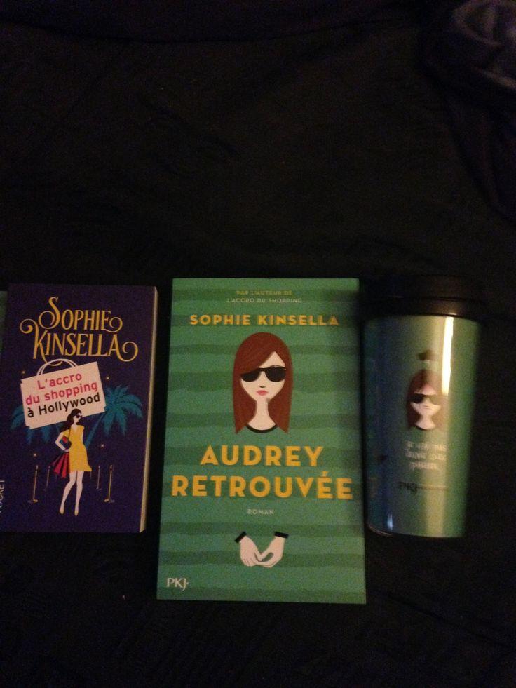 Cadeaux Pocket Jeunesse autour de la rencontre avec Sophie Kinsella pour L'accro du shopping à la rescousse.