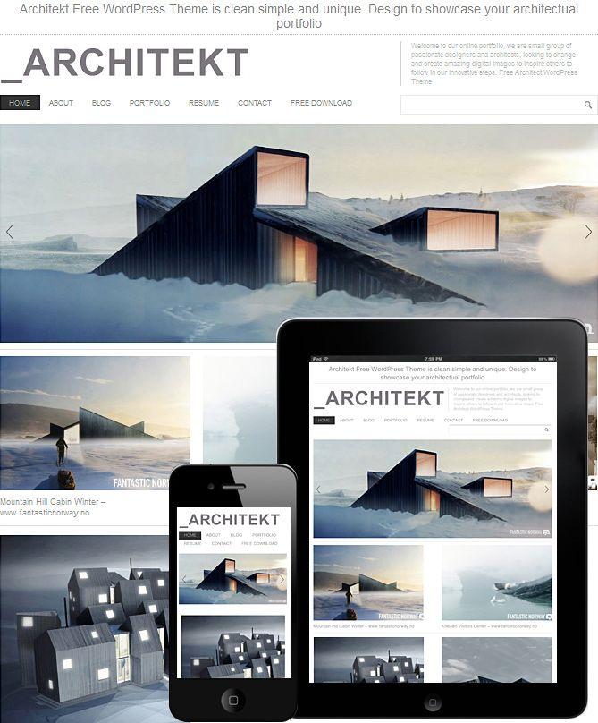 Best Them Wordpress Themes Images On   Wordpress