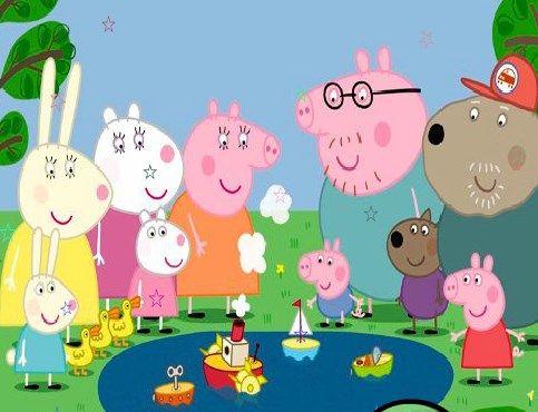 Play Peppa Pig Hidden Stars