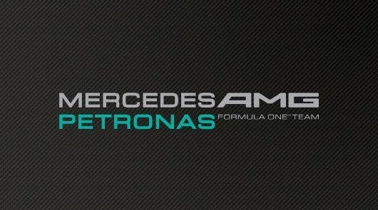 Mercedes Petronas F1 Team logo