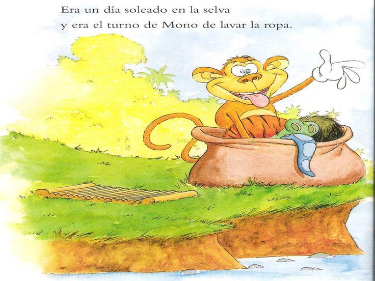 Animación a la Lectura: SESIÓN N° 6 GÉNERO NARRATIVO: EL CUENTO. LA SELVA LOCA