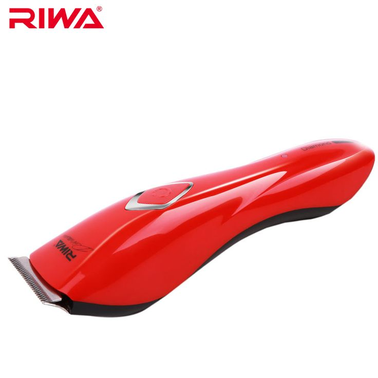 RIWA Hair Cutting Machine For Trimming Hairdressing Tools Rechargeable Hair Trimmer X5 Attachment Combs 3-30mm