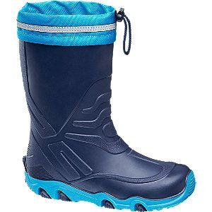 Cortina Gummistiefel blau für Kinder