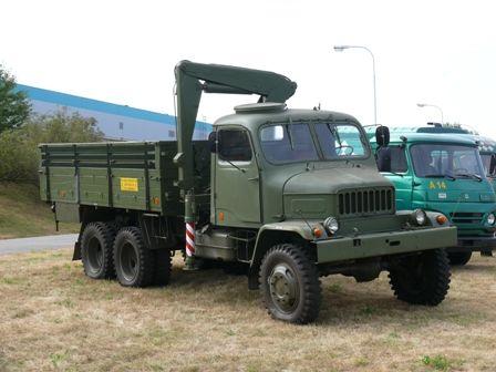PV3S | Staré náklaďáky