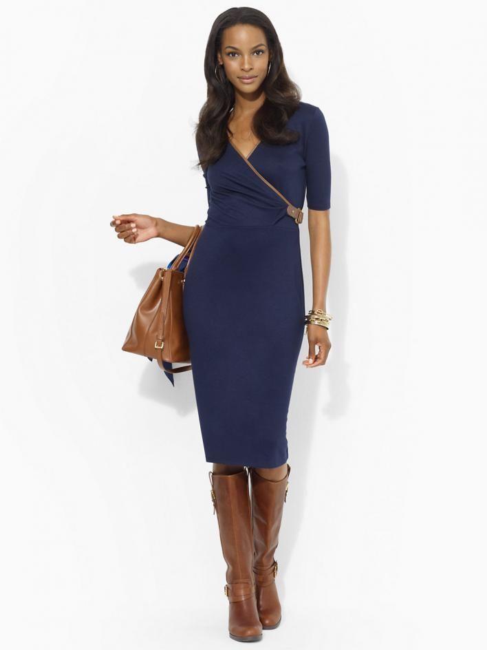 Faux Wrap Dress Sale Dresses Wrap Dresses Pinterest