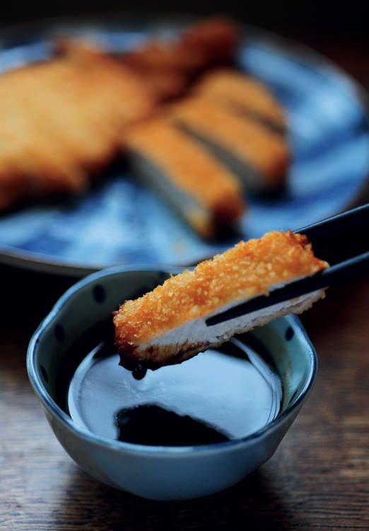 TONKATSU SAUCE ~~~ recipe gateway: this post's link + http://www.justonecookbook.com/how-to/tonkatsu-sauce-recipe/ + http://www.seriouseats.com/recipes/2012/09/tonkatsu-sauce-japanese-barbecue-recipe.html + http://www.saveur.com/article/Recipes/Tonkatsu-Sauce [Japan] [foodandtravel]