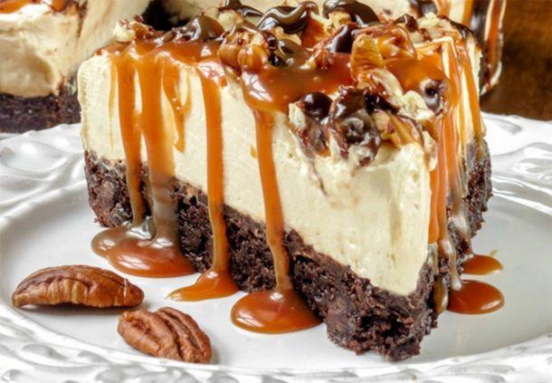 Skildpadde cheesecake | Bobedre.dk