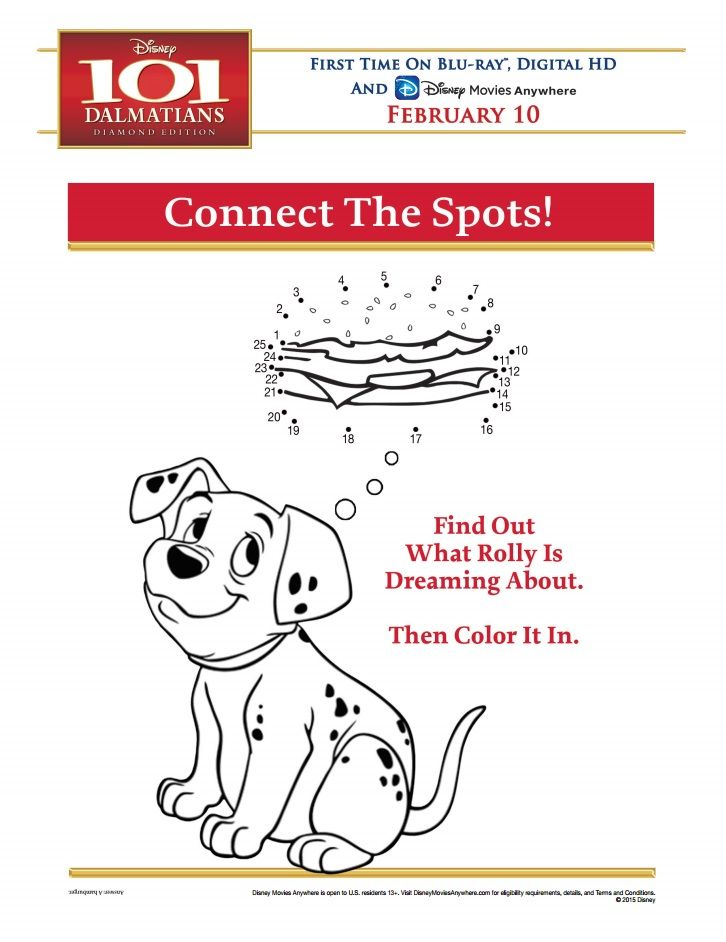 Coloring Pages Image By Linda Lalone Dalmatian 101 Dalmatians