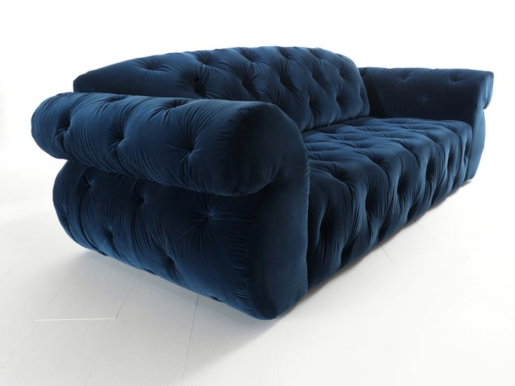 Velvet sofa Paramount by modacollection