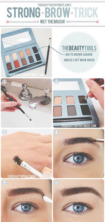 Hacks, tips and tricks to get perfect eyebrows like Lily Collins and Cara Delevingne