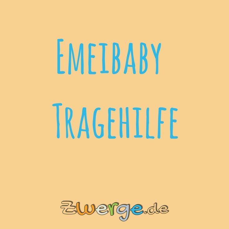 Die Emeibaby Tragehilfe ist eine Bauch- und Rückentrage. Damit kannst Du Dein Baby ab Geburt bis ins Kleinkindalter tragen. Geschlossen wird die Babytrage mit Schnallen am Hüftgurt und an den Schulterträgern (Fullbuckle). Erhältlich ist die emeibaby Trage in Babysize (ab Geburt bis 3 Jahre) und in Toddlersize (ca. 1-4 Jahre).