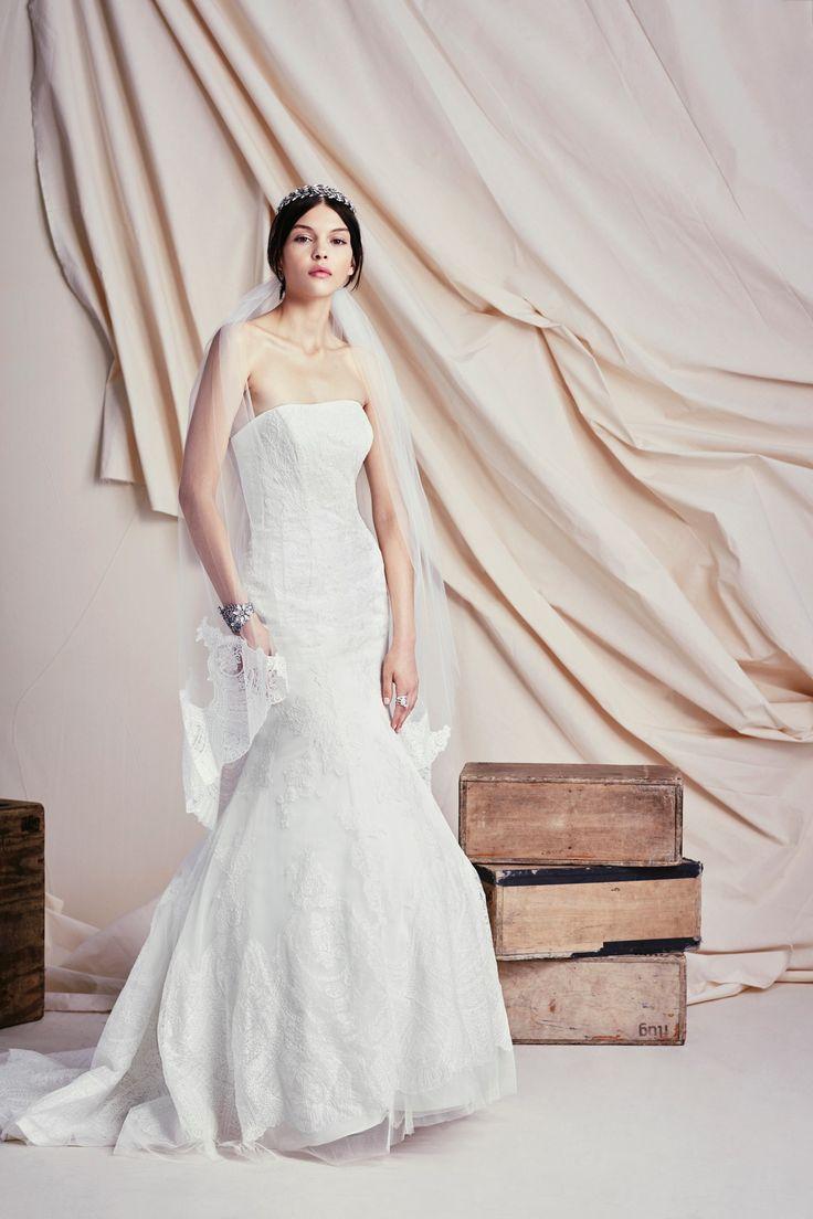 Rent wedding dress davids bridal   best Wedding Trends images on Pinterest  Wedding ideas Weddings