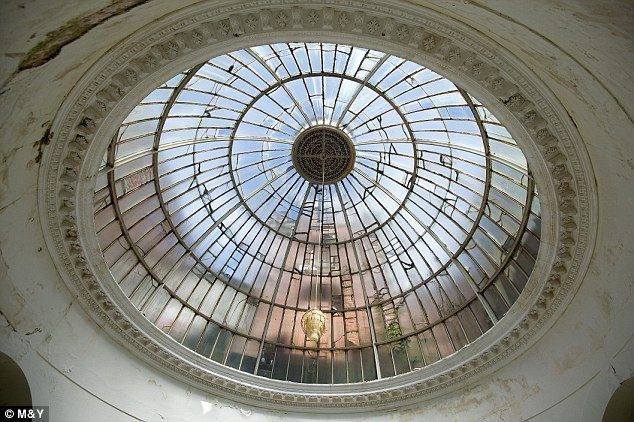 Castle Goring – Domed Ceiling