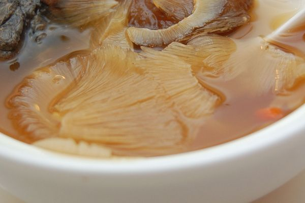 The time has come to end home delivery of shark fin soup in the United States.