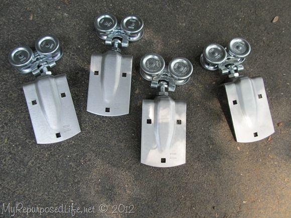 Barn Door Hardware: Tractor Supply Flexible Hangers