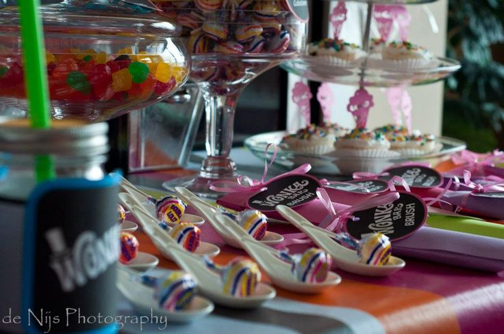 Charlie and the Chocolate Factory Party